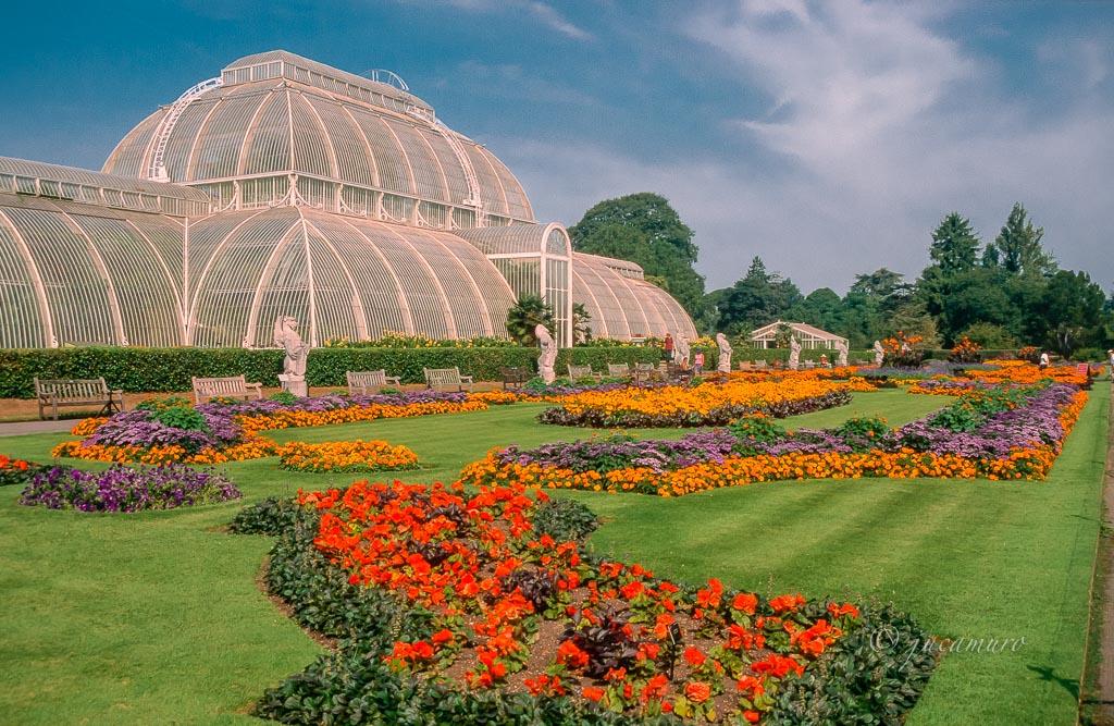 Kew Gardens. Royal Botanic Gardens, Kew. Londres. RU. • JUCAMURO ...